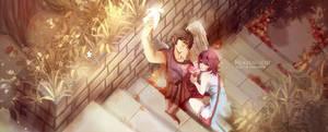 CM   Heaven-sent by Kanlamari
