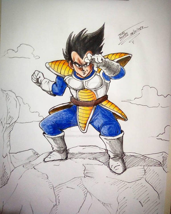 Vegeta Ssj 9 Vegeta on DragonBall-A...