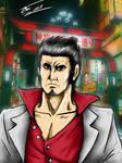 Kazuma Kiryu - Yakuza
