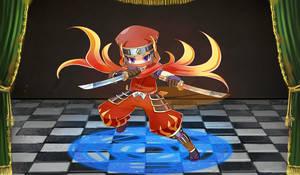 Kunoichi - Full Bokko Heroes X 10
