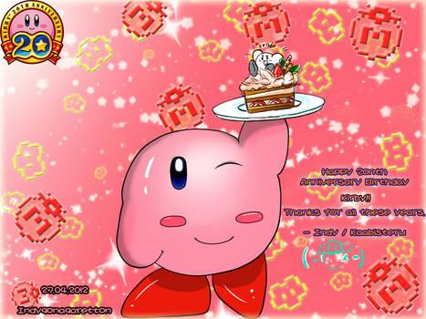 Super Tuff Pink Puff's 20nth Anniversary