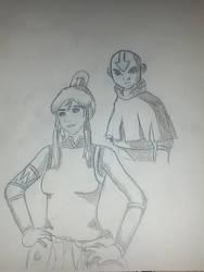 Legend of Aang and Korra