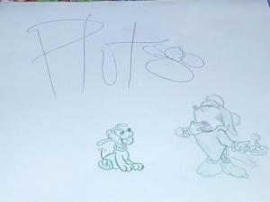 Pluto - Epcot