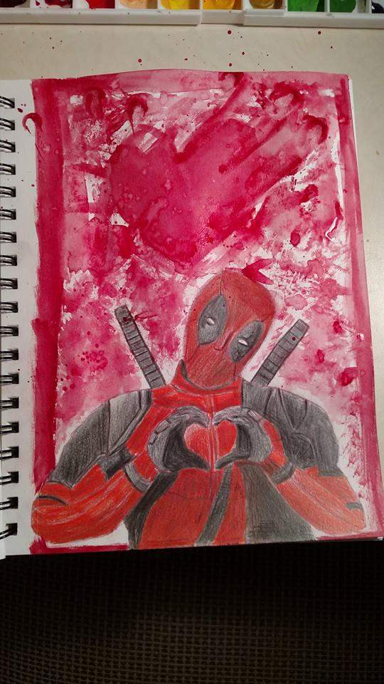Year of the Superhero - Deadpool