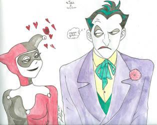 Joker and Harley by Kichisama666