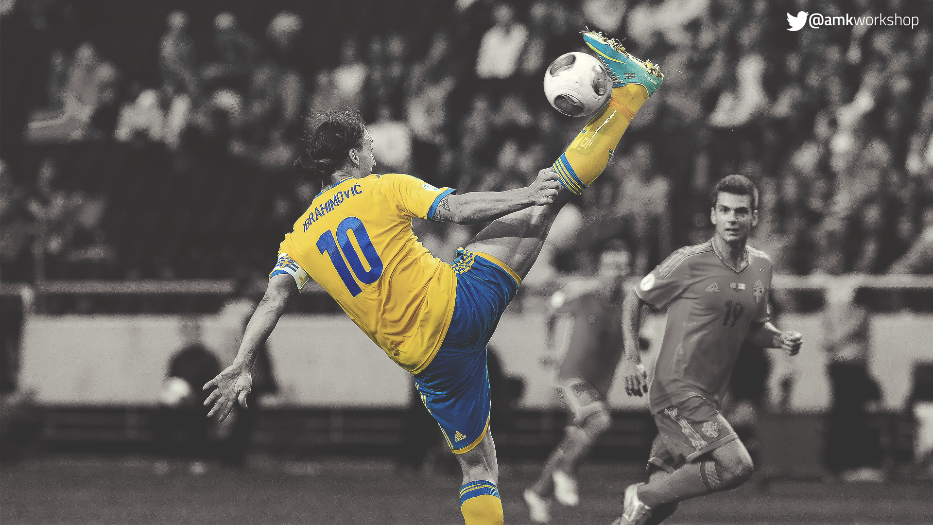 Zlatan Ibrahimovic Wallpaper 2014 Zlatan Ibrahimovic by ...