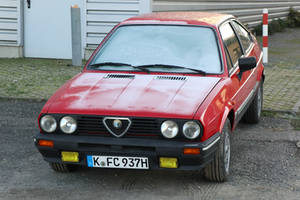 1984 Alfa Romeo Sprint by branicarimages