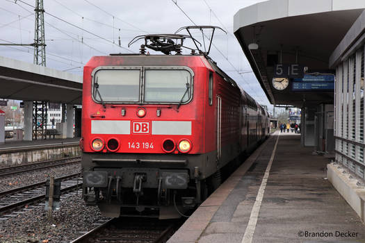 DB AG 143 194