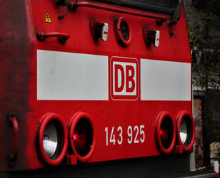 Class 143 925 Detail by branicarimages