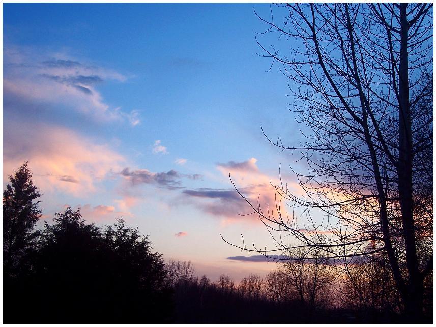 Rainbow Sky by BeckyMarie73
