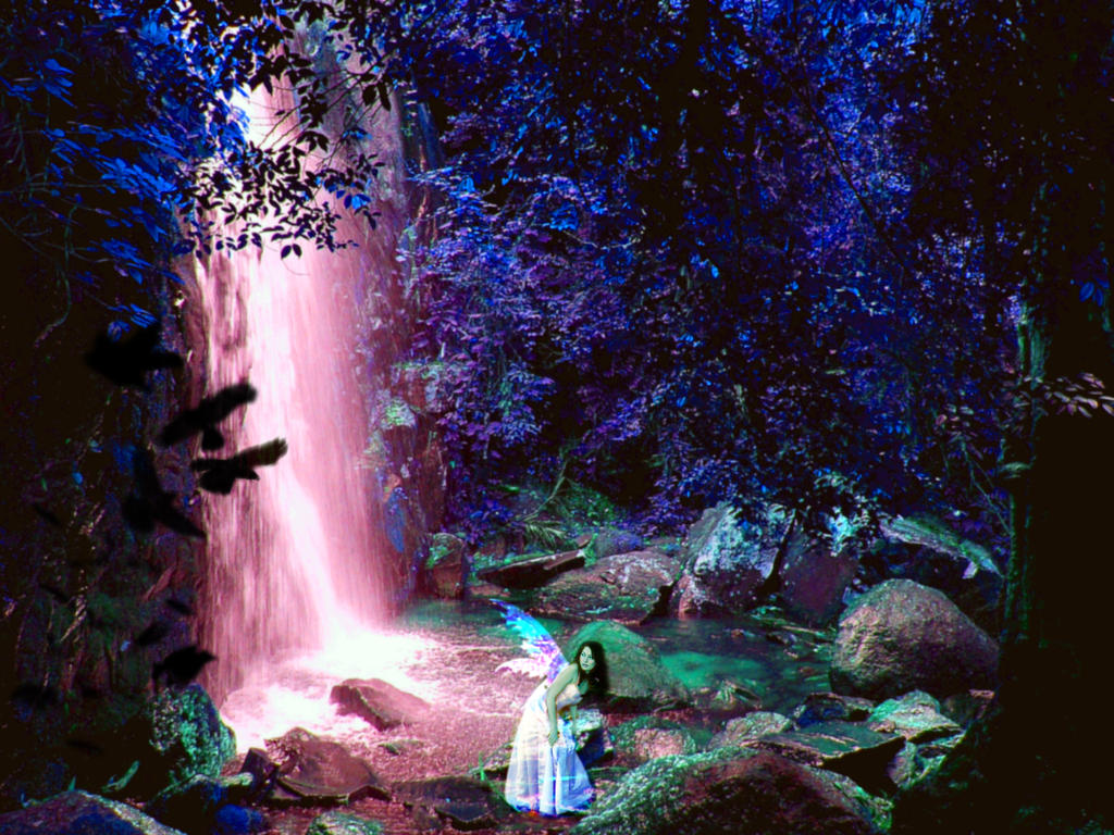 the enchanted forest In folklore and fantasy, an enchanted forest is a forest under, or containing, enchantments such forests are described in the oldest folklore from regions.