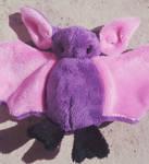 [SOLD] Purple Bat Baby by Slothie-Studios