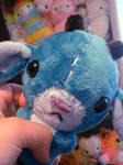 Blue Jackelope Plushie