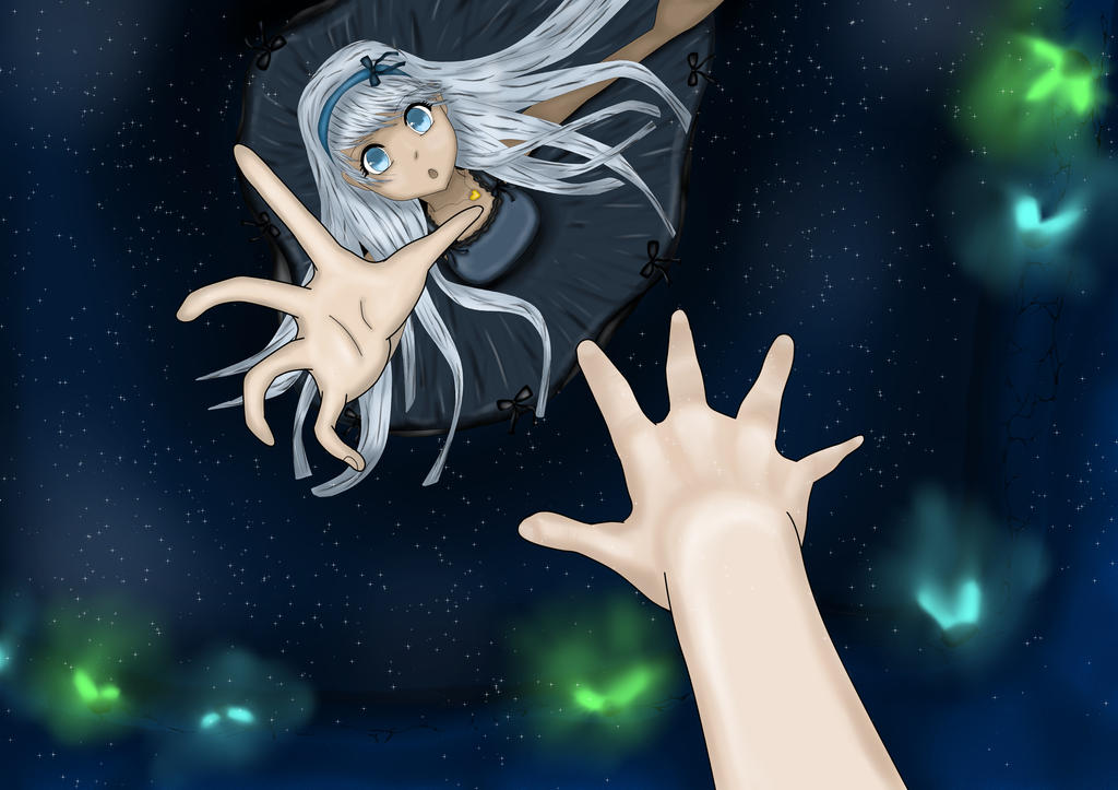 Reach For My Hand by Arqenloce