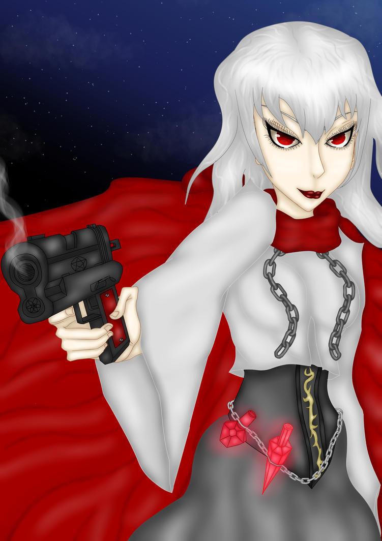 Gun by Arqenloce