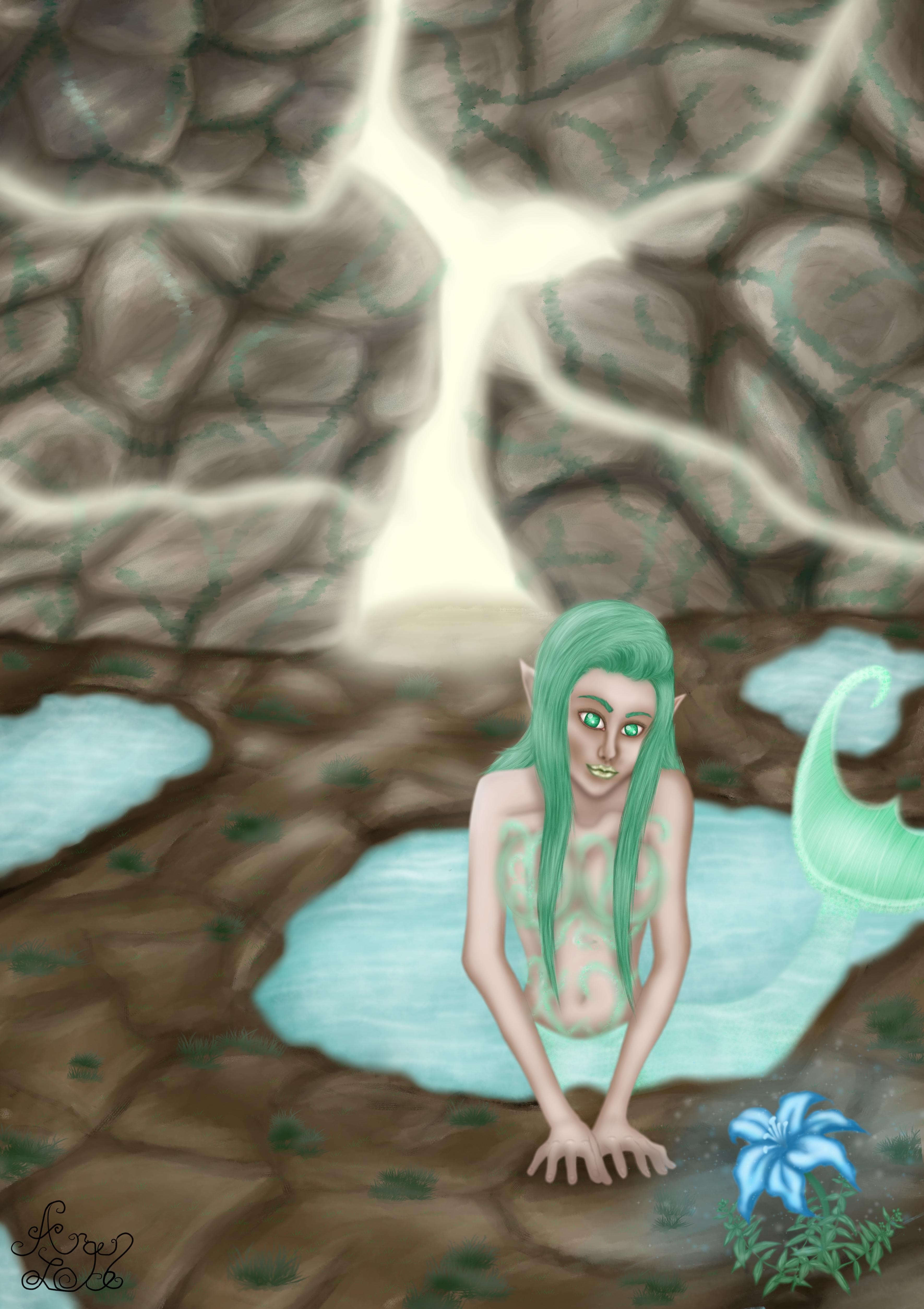 Siren's Addiction by Arqenloce