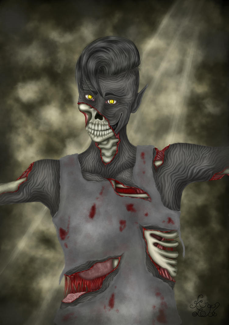 Lacerated by Arqenloce