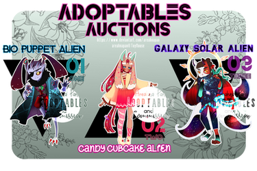 [temporarily closed][auction]mixed-alien by areahnapan