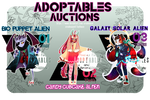 [temporarily closed][auction]mixed-alien