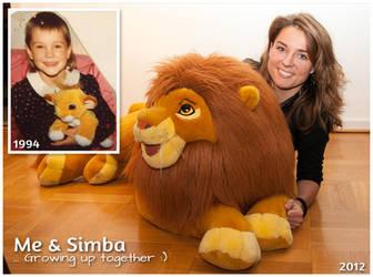 Me and Simba