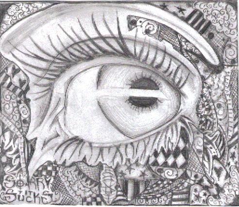 Eye by iNsAiNlYbIpOlErr