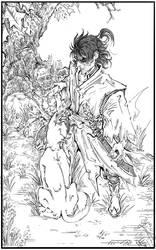 Tengu Sketch