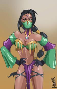 MK X Jade