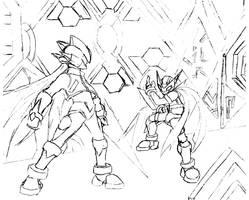 Rematch- Zero Vs Phantom by ZetaZero