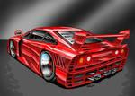 Ferrari GTO Evolution