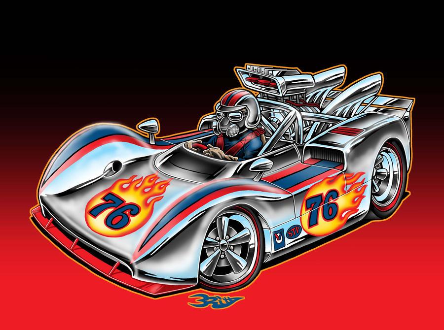 Can-Am Racer by Britt8m