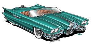 Edsel Kustom Roadster