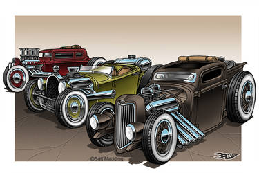 Coupe Roaster Pick-up by Britt8m