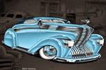 Blue Deluxe Cruizer