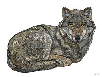 Norse Wolf