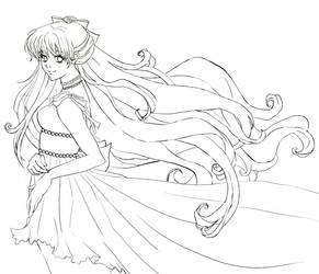 Princess Venus by IrenaHell