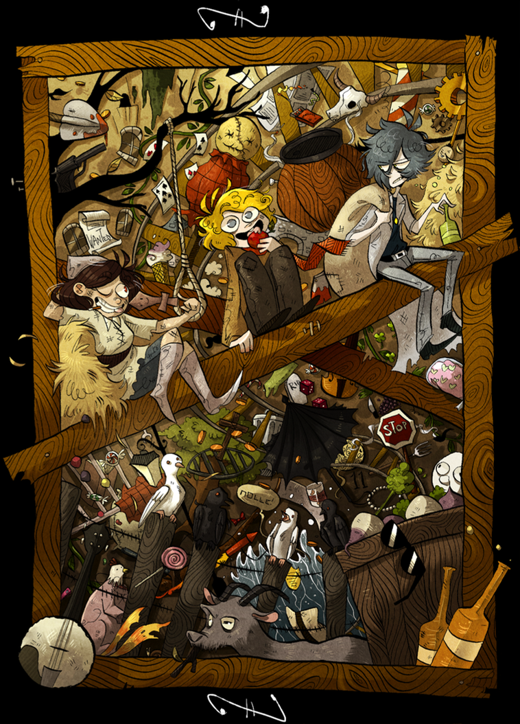 ramshackle shit by FailTaco