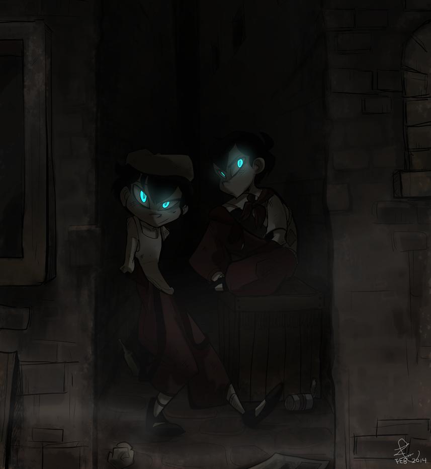 Creepy by FailTaco