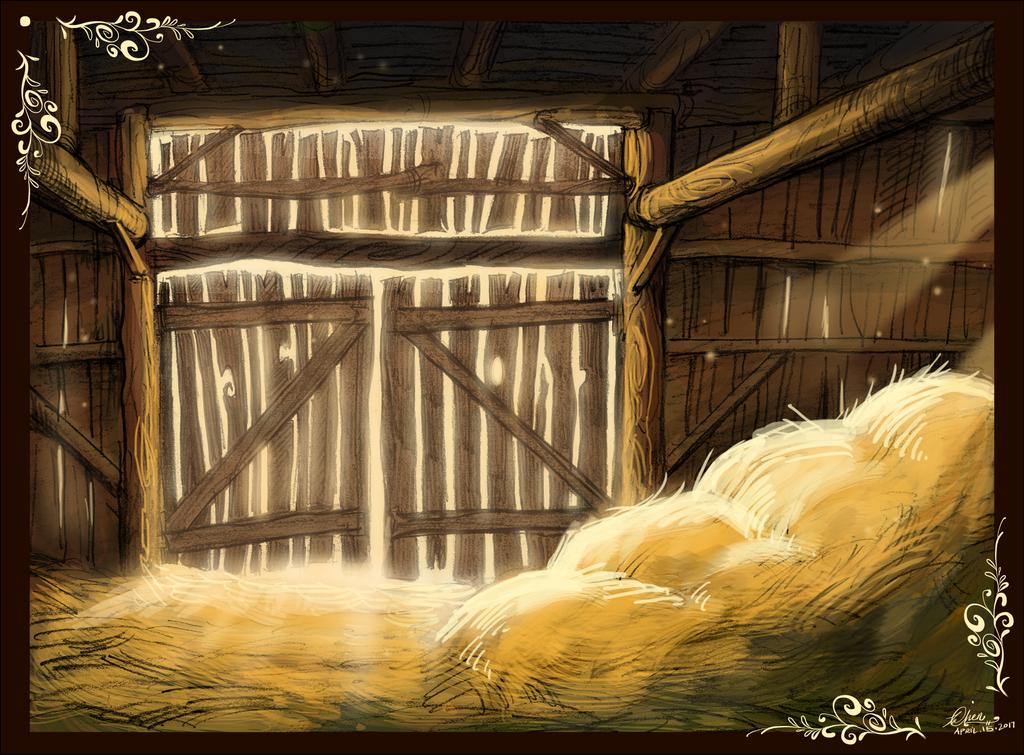 Barn by Zeddyzi