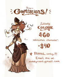 LIMITED COMMISSIONS