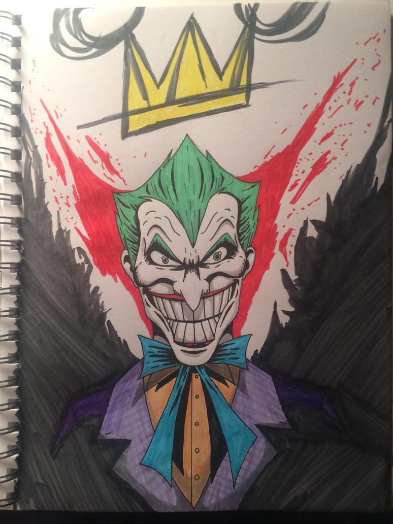 Clown Prince of Crime by JCKutney21