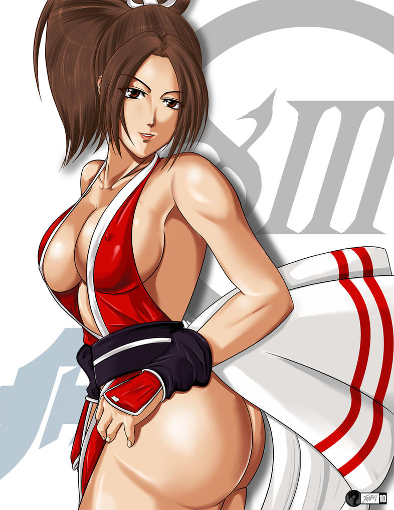 Shiranui Mai Is Back by JonathanBN