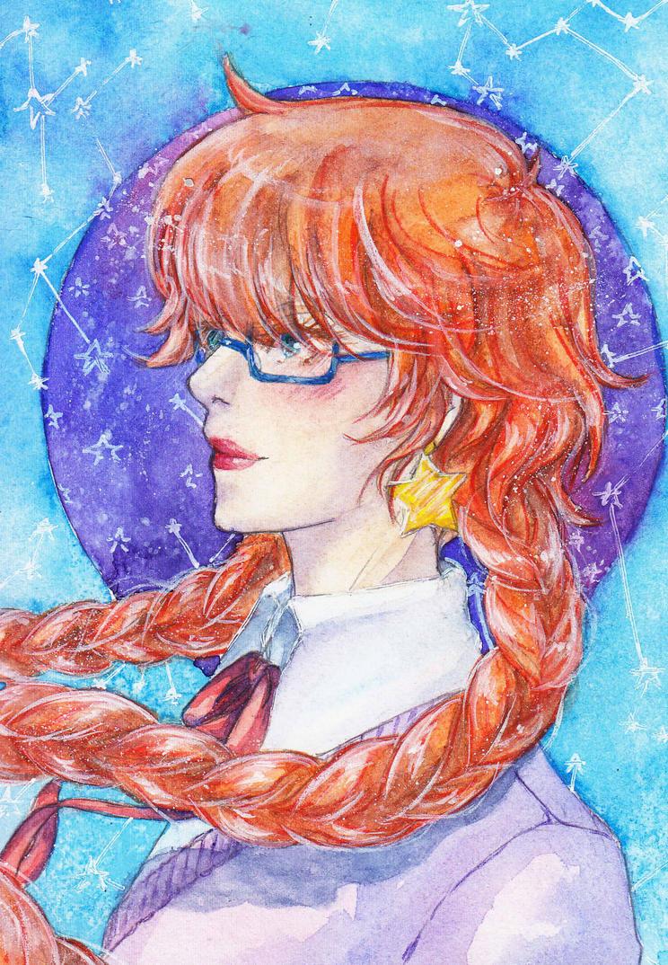 stellar sky by Kait-Kuroi