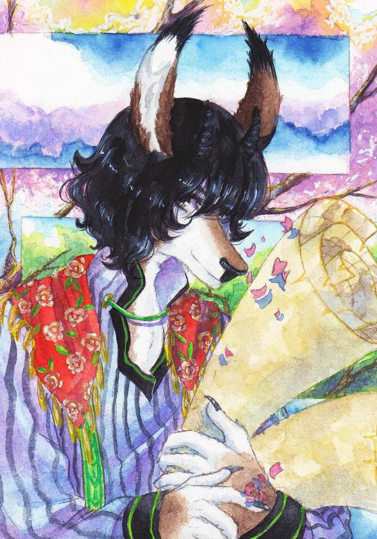 Travel on the world. by Kait-Kuroi