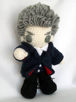 that's the twelfth fucking doctor to you, son