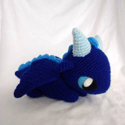 baby midnight dragon for healthiersenorita by MasterPlanner
