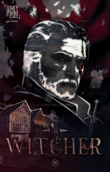 LS The Witcher 3 poster