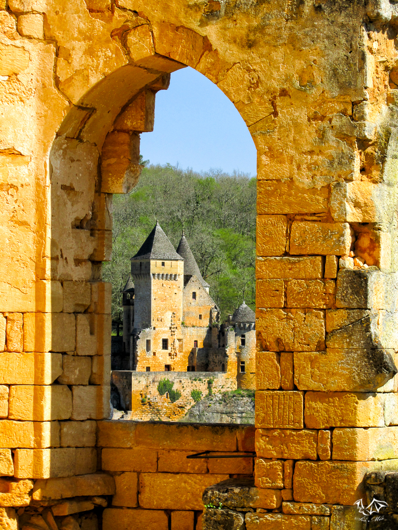 Castles of Perigord by SisMisBoy