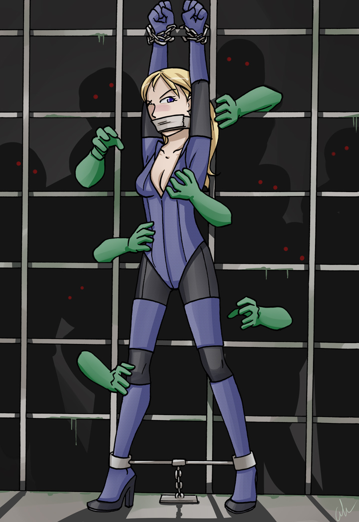 Jill Sandwich by HeavenCommissions