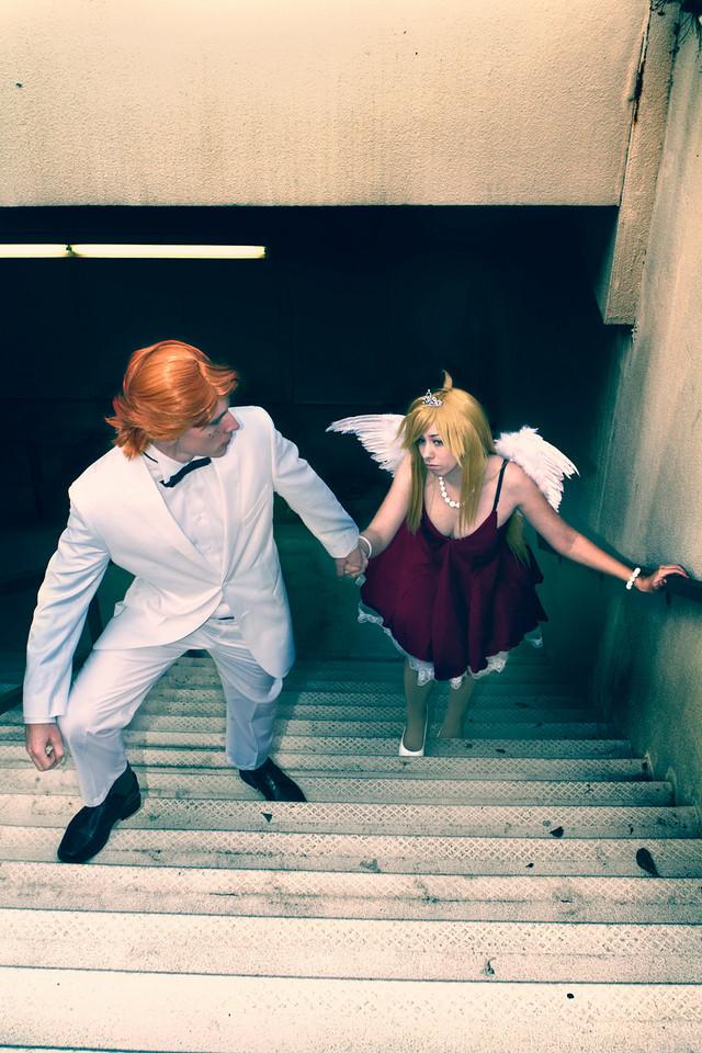 -PSG- Run Away with Me by sakusakus