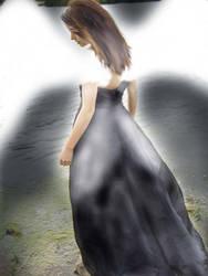 Wand'ring Angelle.. by MaoMalani